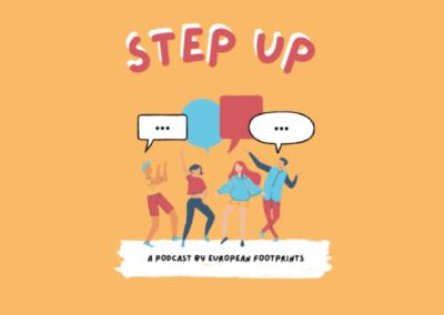Step Up: Step Up: un entretien avec European Footprints