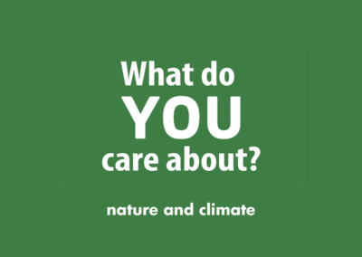Les Jeunes Européens – Le Nature et le climat