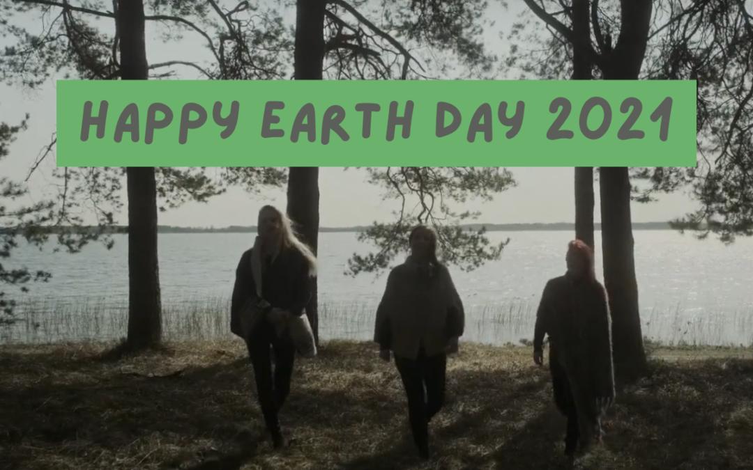 Bonne Journée de la Terre 2021