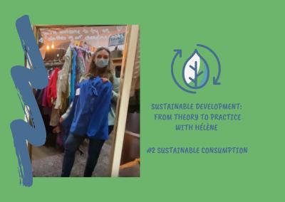 Le développement durable de la théorie à la pratique : consommer durablement